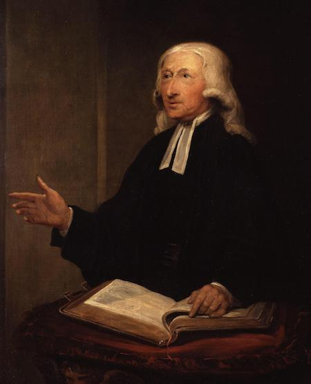 John Wesley by William Hamilton copy